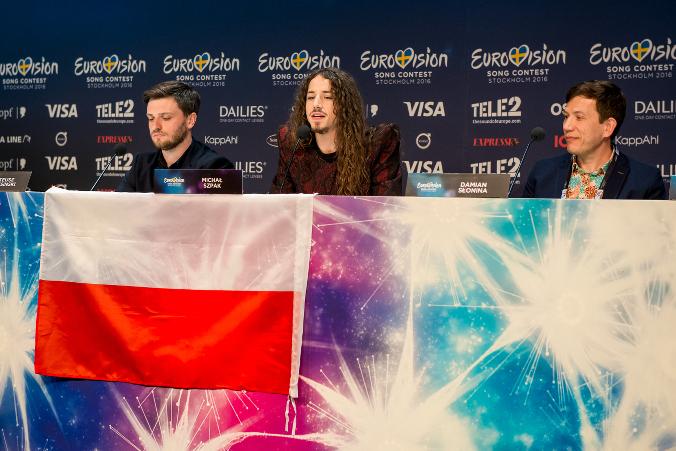 Eurowizja - Michał Szpak