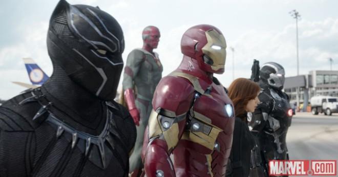 Kapitan Ameryka: Wojna bohaterów - TeamIronMan