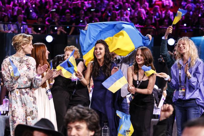 Eurowizja - Ukraina