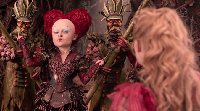 Alicja po drugiej stronie lustra - 2