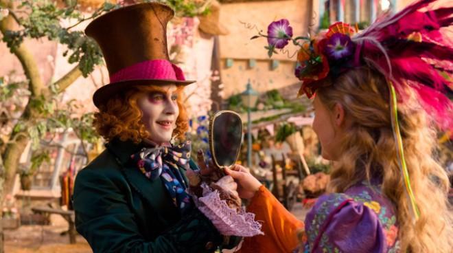 Alicja po drugiej stronie lustra - 3