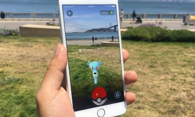 Pokemon GO - Aplikacja