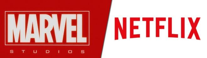 Marvel i Netflix