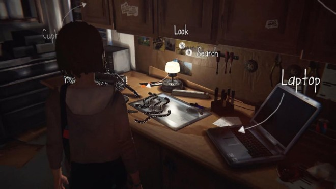 Life is Strange - Mechanika