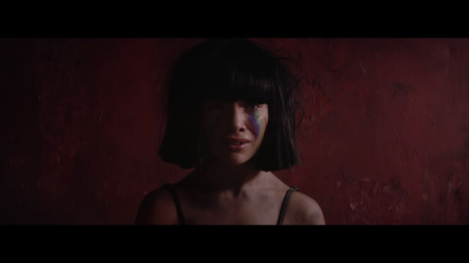 "Sia ""The Greatest"" - 1"