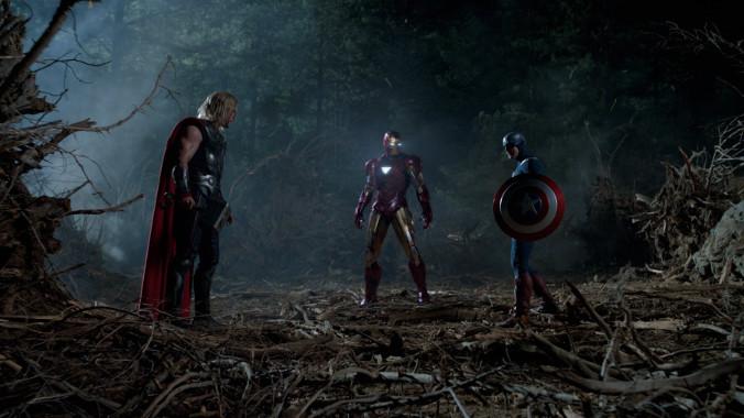 Avengers - Herosi