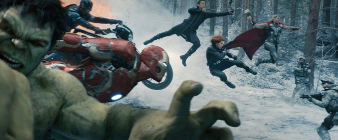 Avengers: Czas Ultrona - Bohaterowie