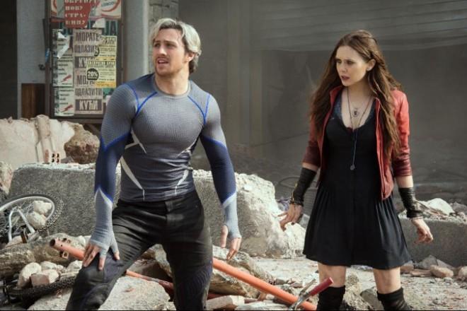 Avengers: Czas Ultrona - Nowi herosi