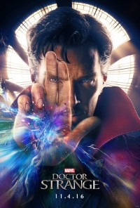 Doktor Strange - Plakat