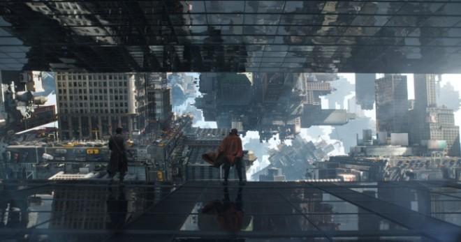 Doktor Strange - Efekty wizualne
