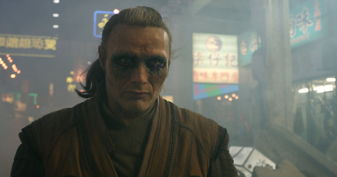 Doktor Strange - Kaecilius