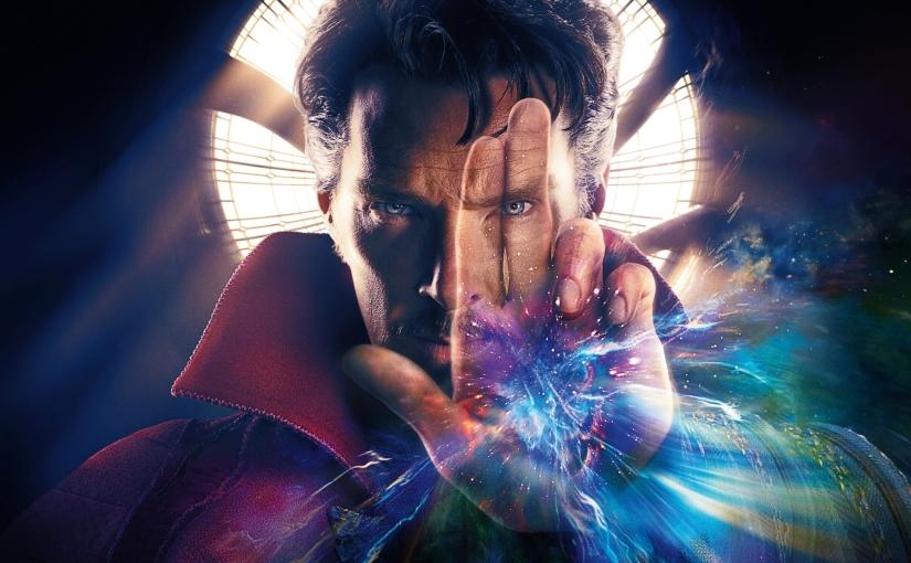 Doktor Strange: Świat Marvela odwrócony do górynogami