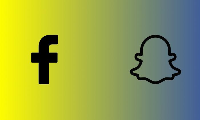 Nagłówek - Snapchat vs Facebook