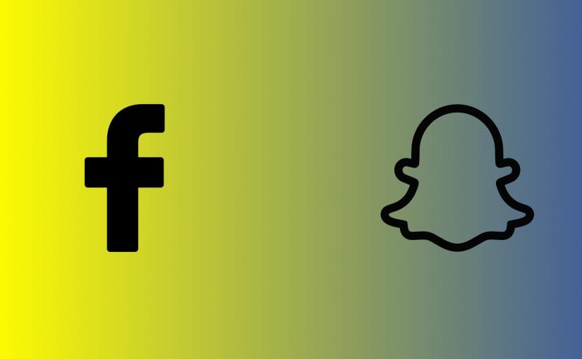 Snapchat vs Facebook: Którą stronęwybierasz?