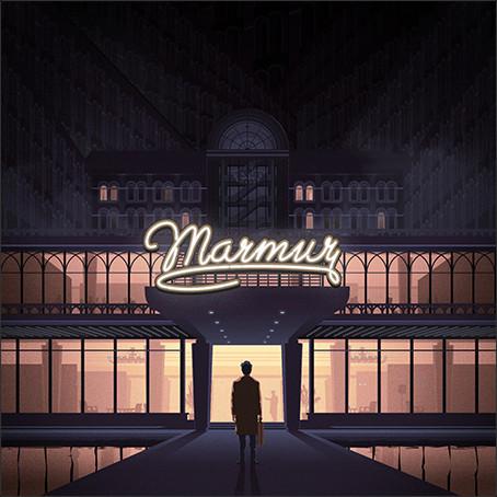 Marmur - Okładka