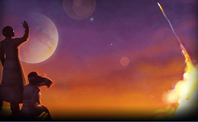 Nagłówek - To the Moon