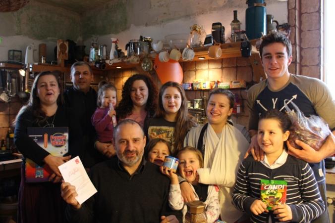 Szlachetna Paczka - Rodzina