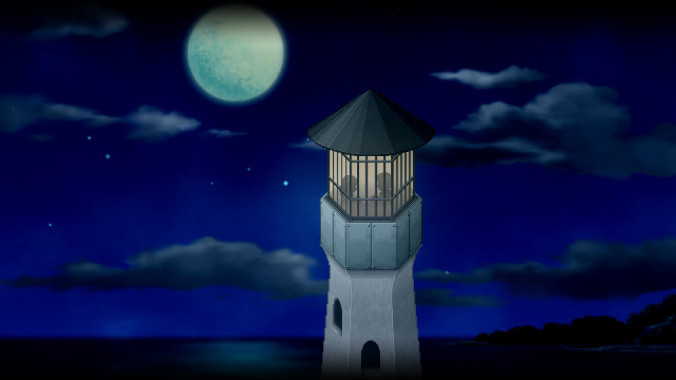 To the Moon - Latarnia