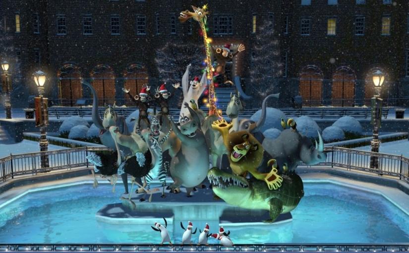 6 hollywoodzkich animacji w świątecznychwydaniach