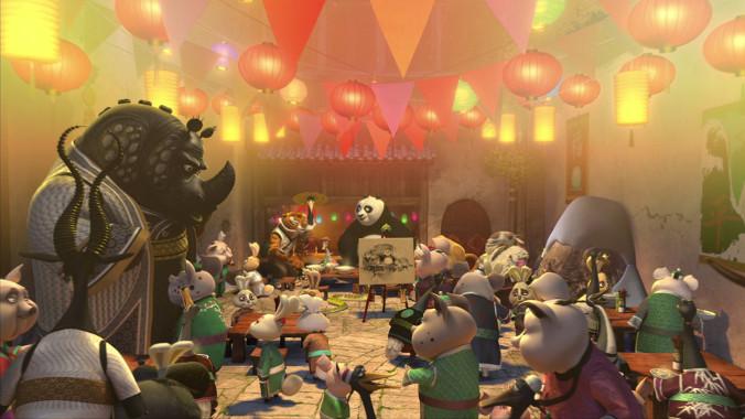 Animacje świąteczne - Święta, święta i Po