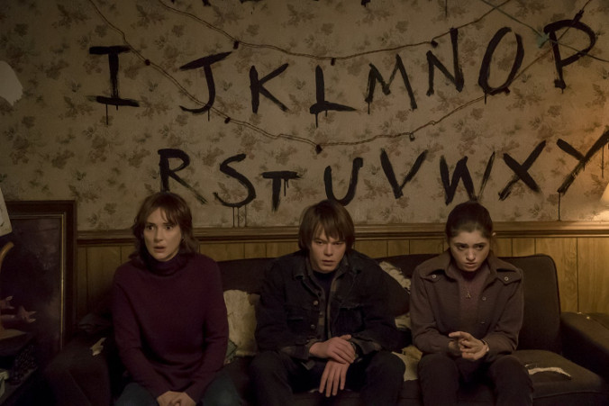 Ja w 2016 - Stranger Things
