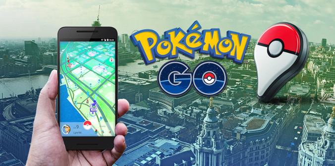 Ja w 2016 - Pokemon GO