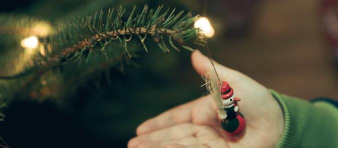 Spoty świąteczne #1 - Dekoracja
