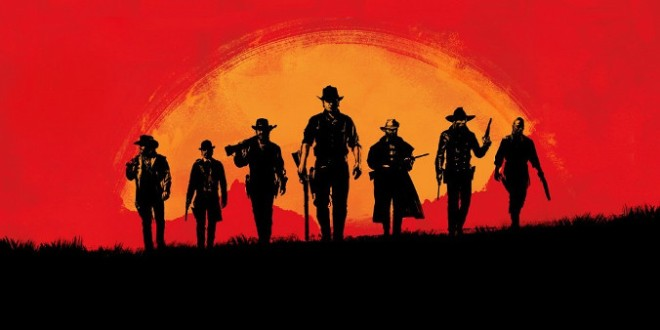 Ja w 2017 - Red Dead Redemption 2
