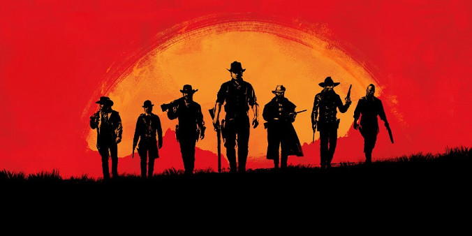 Ja w 2017 - Red Dead Redemption 2