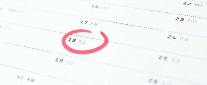 Święta nietypowe - Kalendarz