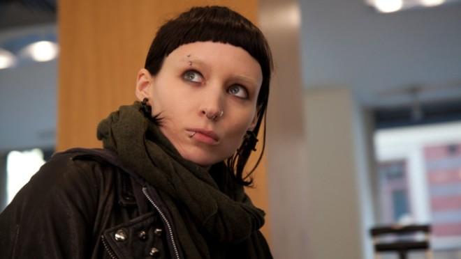 Dziewczyna z tatuażem - Lisbeth Salander