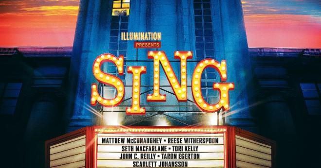 Sing - Grafika promocyjna
