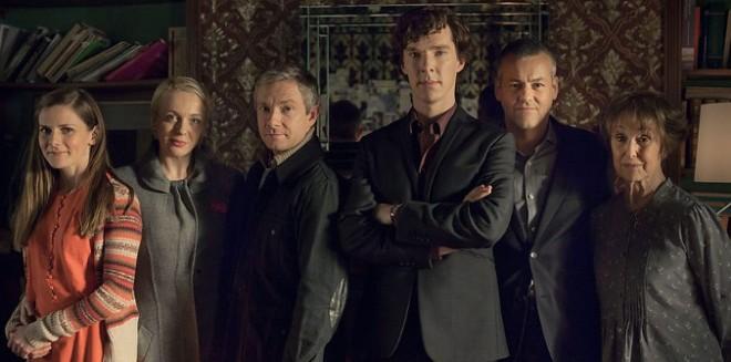 Ja w 2017 - Sherlock