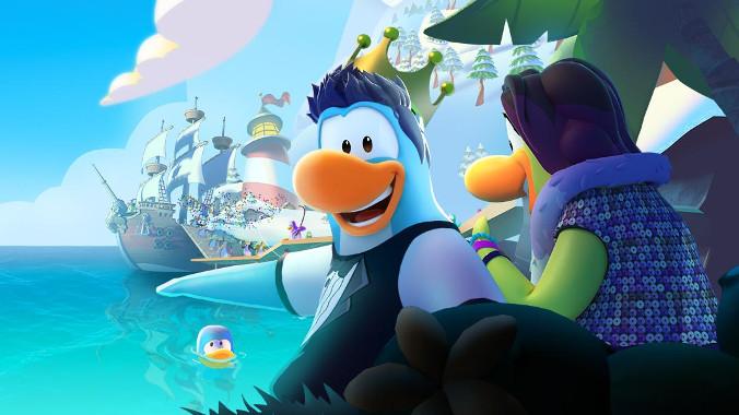 Ja w 2017 - Club Penguin Island