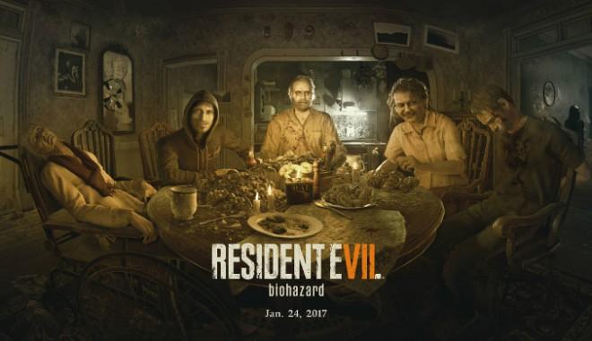 Styczeń 2017 - Resident Evil VII