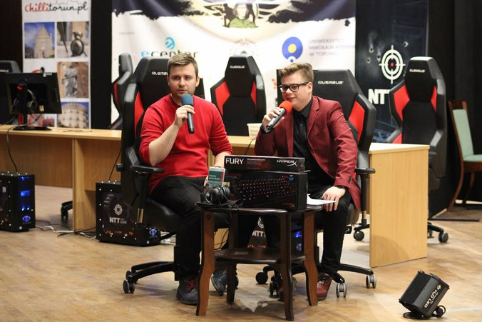 Ecenter Copernicup - Wywiady