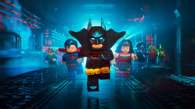 Luty 2017 - LEGO Batman Film