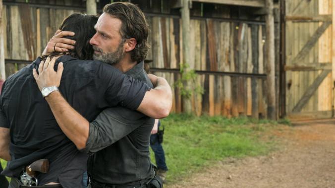 Luty 2017 - The Walking Dead