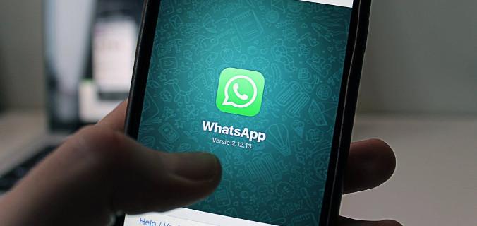 Media społecznościowe - WhatsApp