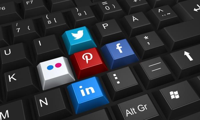 Nagłówek - Media społecznościowe 1