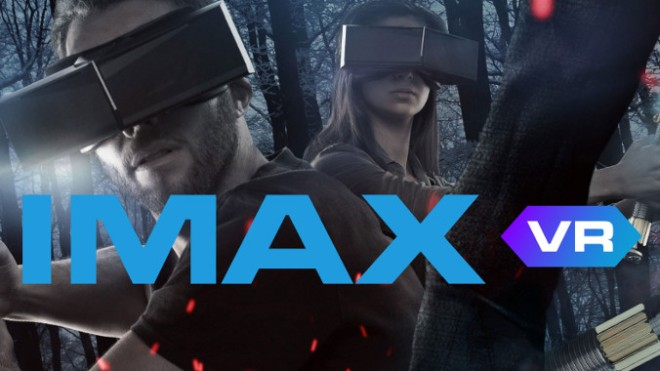 Marzec 2017 - IMAX VR