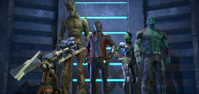 Telltale - Guardians of the Galaxy
