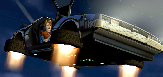 Telltale - Back to the Future