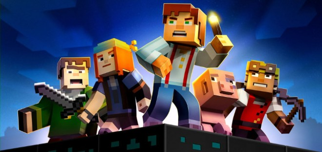 Telltale - Minecraft: Story Mode
