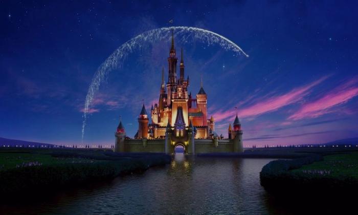 Nagłówek - Piosenki Disneya