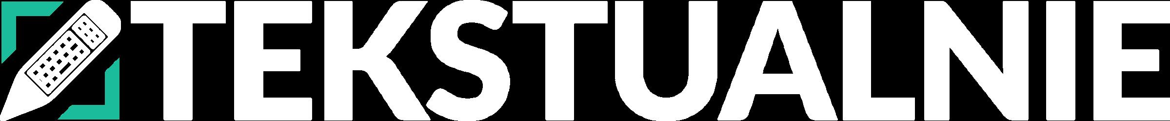 Tekstualnie - Logotyp