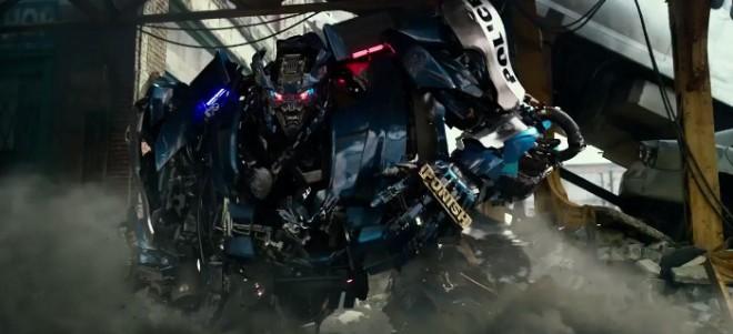 Lato w kinie - Transformers