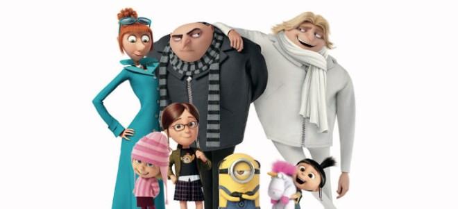 Lato w kinie - Gru, Dru i Minionki