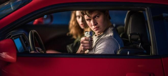 Lato w kinie - Baby Drive