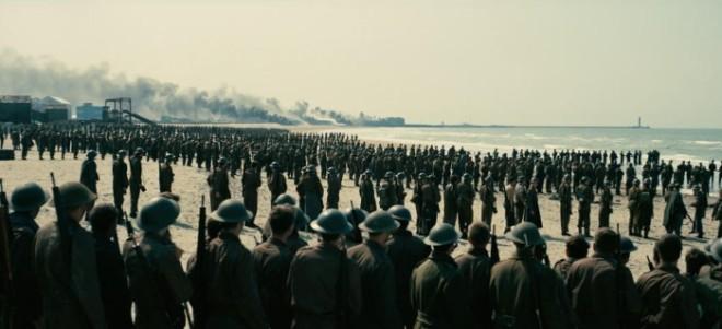 Lato w kinie - Dunkierka